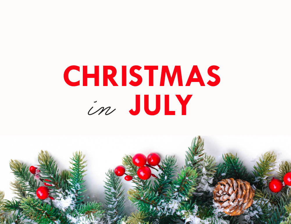 Christmas In July.St Raymond Catholic Church In Dublin Youth Ministry